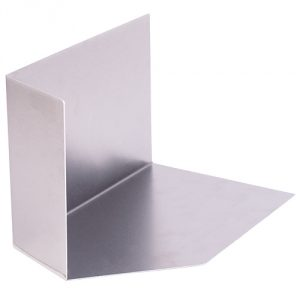 Kickout Flashing - Left - Uncoated Aluminum